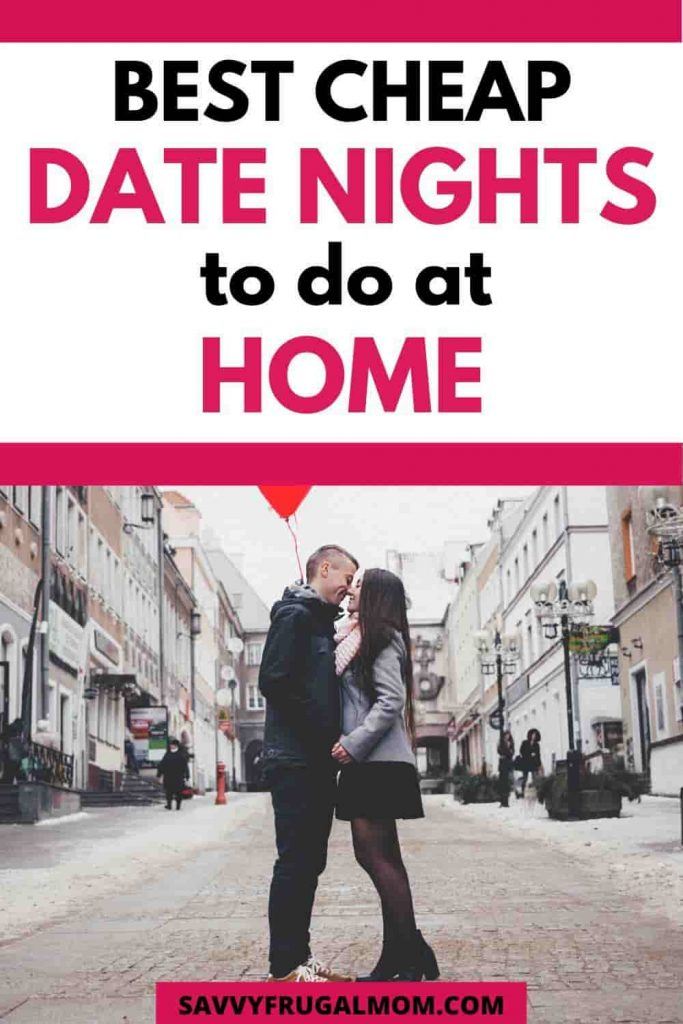 cheap date night ideas to do at home
