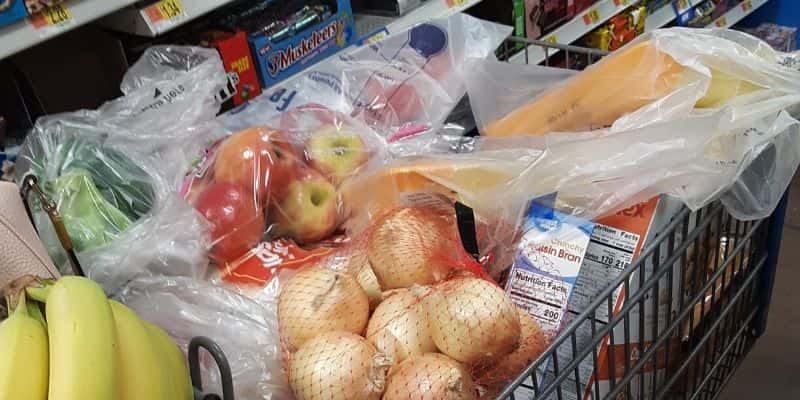 tips to save on groceries for living stingy