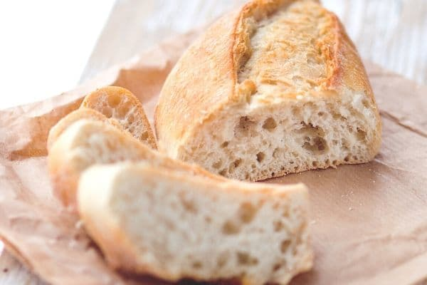 bread as a cheap grocery list item
