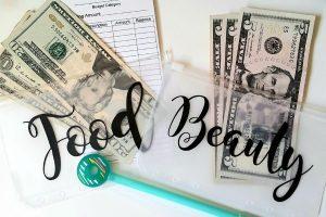 cute cash envelopes set of 2
